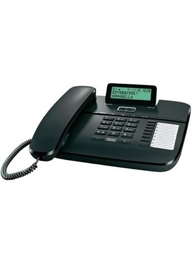 Siemens Gıgaset Da710 Kablolu Telefon Siyah Siyah